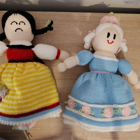 Cinders Doll