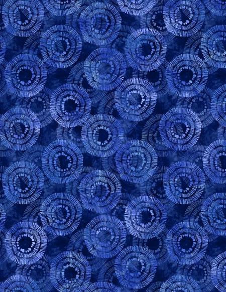 Circle Burst Blue 2122-441