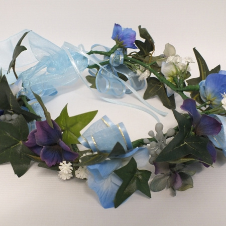 Circlet of Flowers 2236