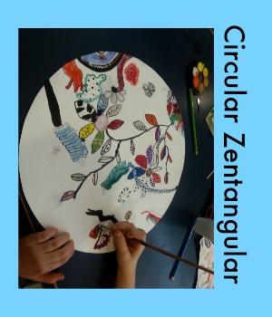CircularZentangular