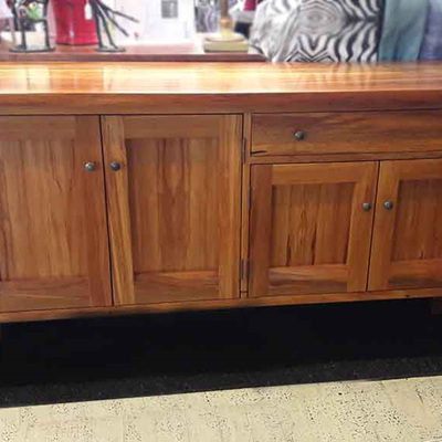 Cirrus Sideboard Rimu Four Door