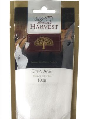 Citric Acid 100g