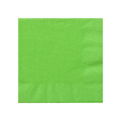 Citrus Green Party Lunch Napkins x 20