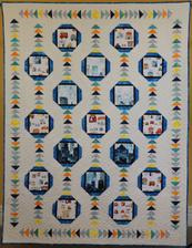 City Geese by GourmetQuilter Starter Kit