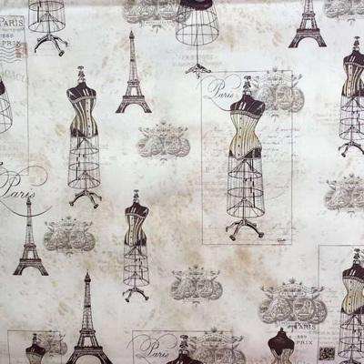 City of Lights - Parchment