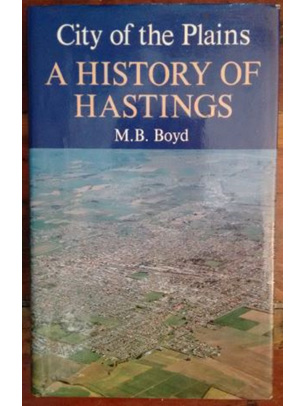 City of the Plains - A History of Hastings