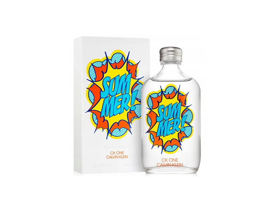 CK One EDT 100ml Holiday 2019