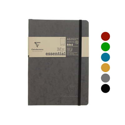 Clairefontaine My Essential A5 notebook - DOTTED