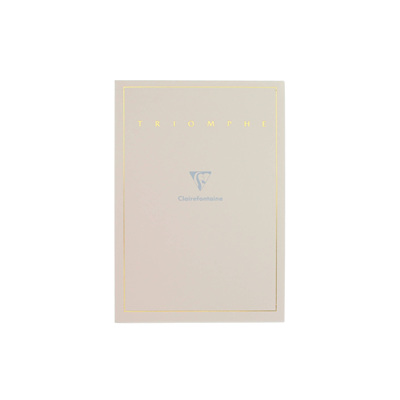 Clairefontaine Triomphe writing pad - A5