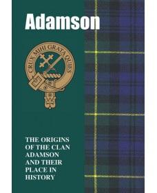 Clan Booklet Adamson