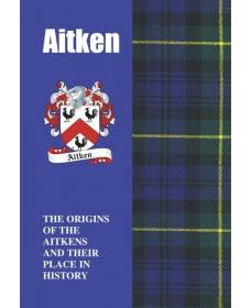 Clan Booklet Aitken