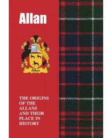 Clan Booklet Allan