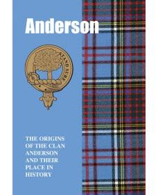 Clan Booklet Anderson
