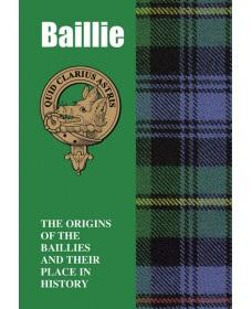 Clan Booklet Baillie