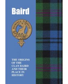 Clan Booklet Baird