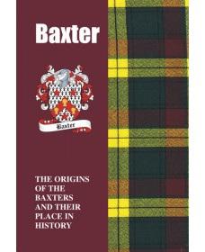 Clan Booklet Baxter