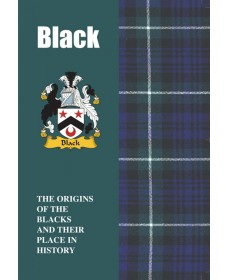 Clan Booklet Black