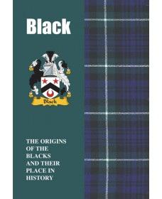 Clan Booklet Black