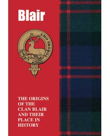Clan Booklet Blair