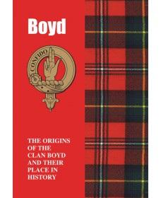 Clan Booklet Boyd