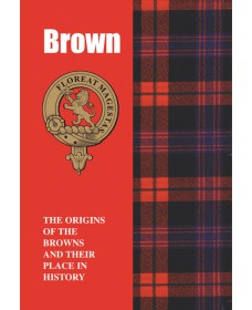 Clan Booklet Brown