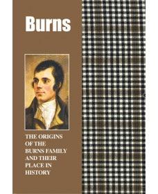 Clan Booklet Burns