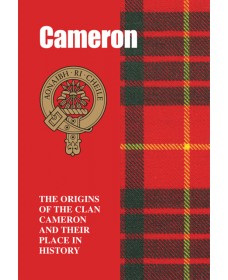 Clan Booklet Cameron