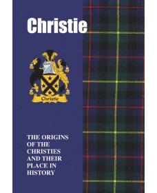 Clan Booklet Christie