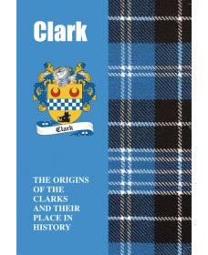 Clan Booklet Clark