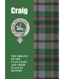 Clan Booklet Craig