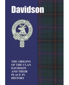 Clan Booklet Davidson