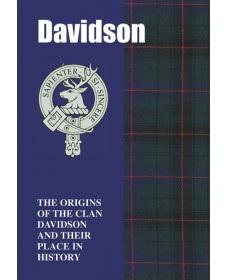 Clan Booklet Davidson