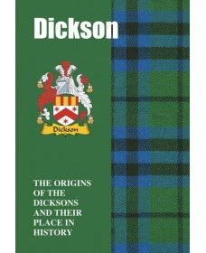 Clan Booklet Dickson