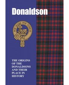 Clan Booklet Donaldson