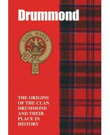 Clan Booklet Drummond