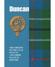 Clan Booklet Duncan
