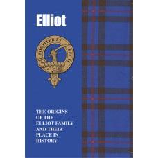 Clan Booklet Elliot