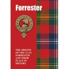Clan Booklet Forrester