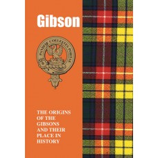 Clan Booklet Gibson