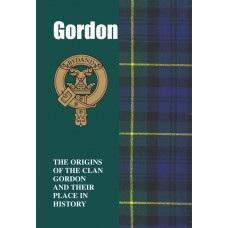 Clan Booklet Gordon