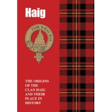 Clan Booklet Haig