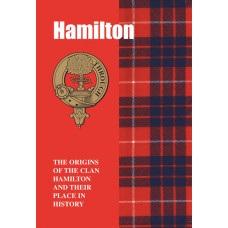 Clan Booklet Hamilton
