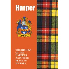Clan Booklet Harper