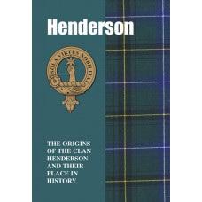 Clan Booklet Henderson