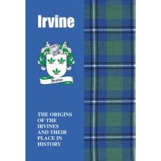 Clan Booklet Irvine