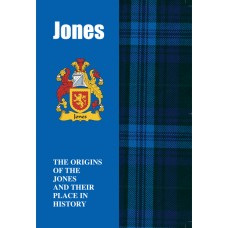 Clan Booklet Jones