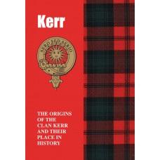 Clan Booklet Kerr