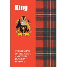 Clan Booklet King