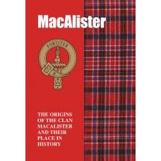Clan Booklet MacAllister