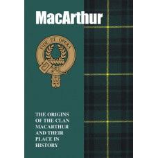 Clan Booklet MacArthur